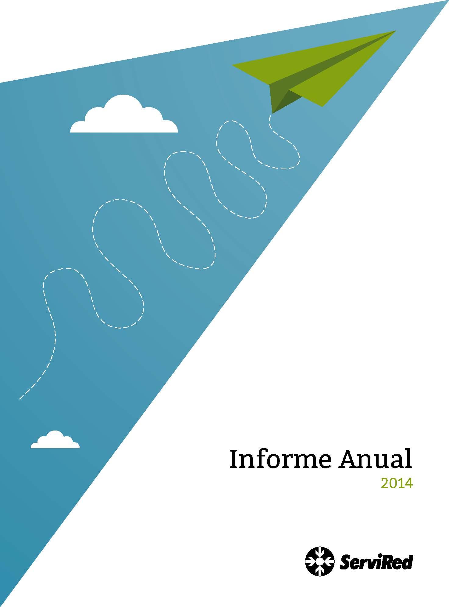 Informe-Anual-ServiRed_2014 Portada